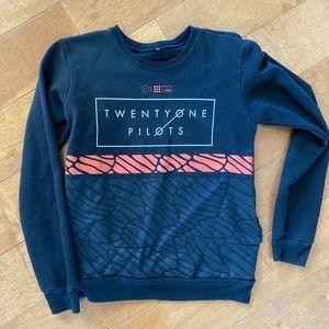 Twenty One Pilots Blurryface Sweatshirt